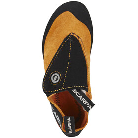Scarpa Instinct J Shoes Kids orange/black
